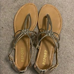 Report brand sandals